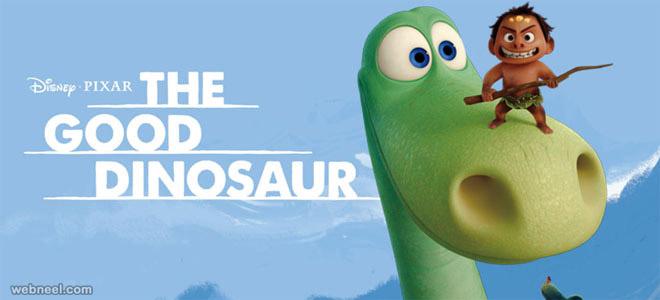 the good dinosaur animation movie