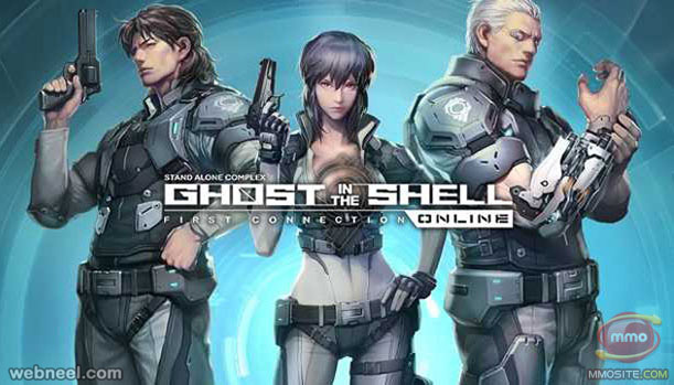 ghost in the shell animation movie