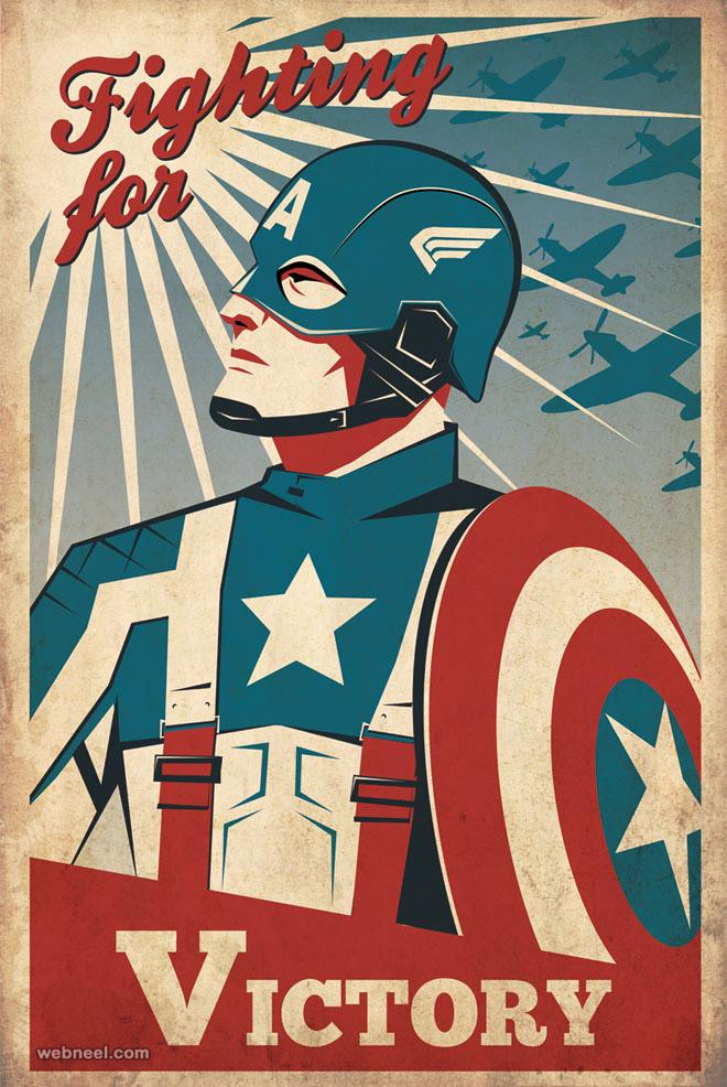 art poster vintage sports