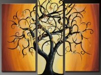 beautiful tree paintings