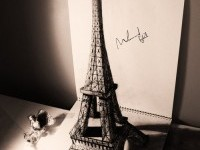 tower 3d pencil drawings