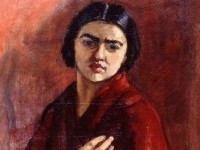 11-red-cloak-woman-painting-by-amrita-shergil