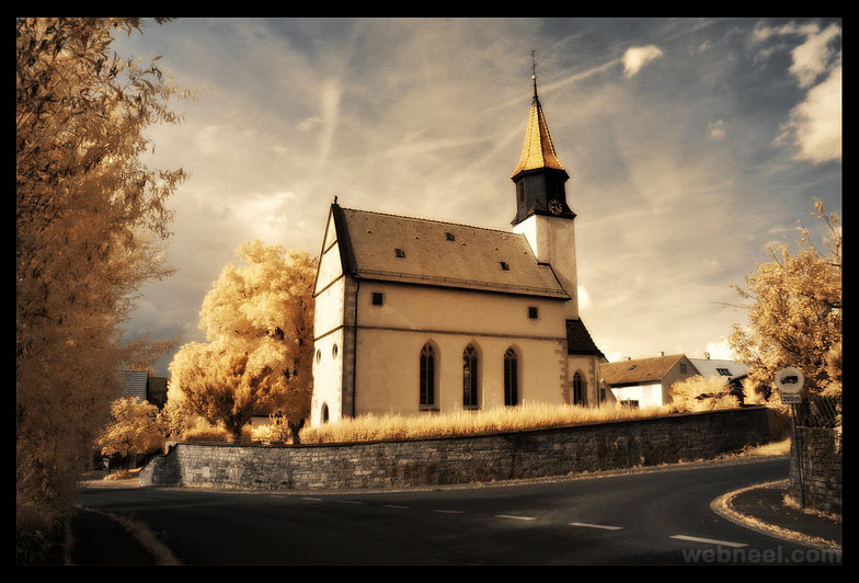 infrared photography by mike schwarz