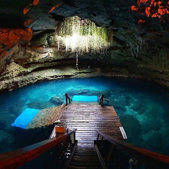 Beautiful Natural Pool Florida By Champcameron