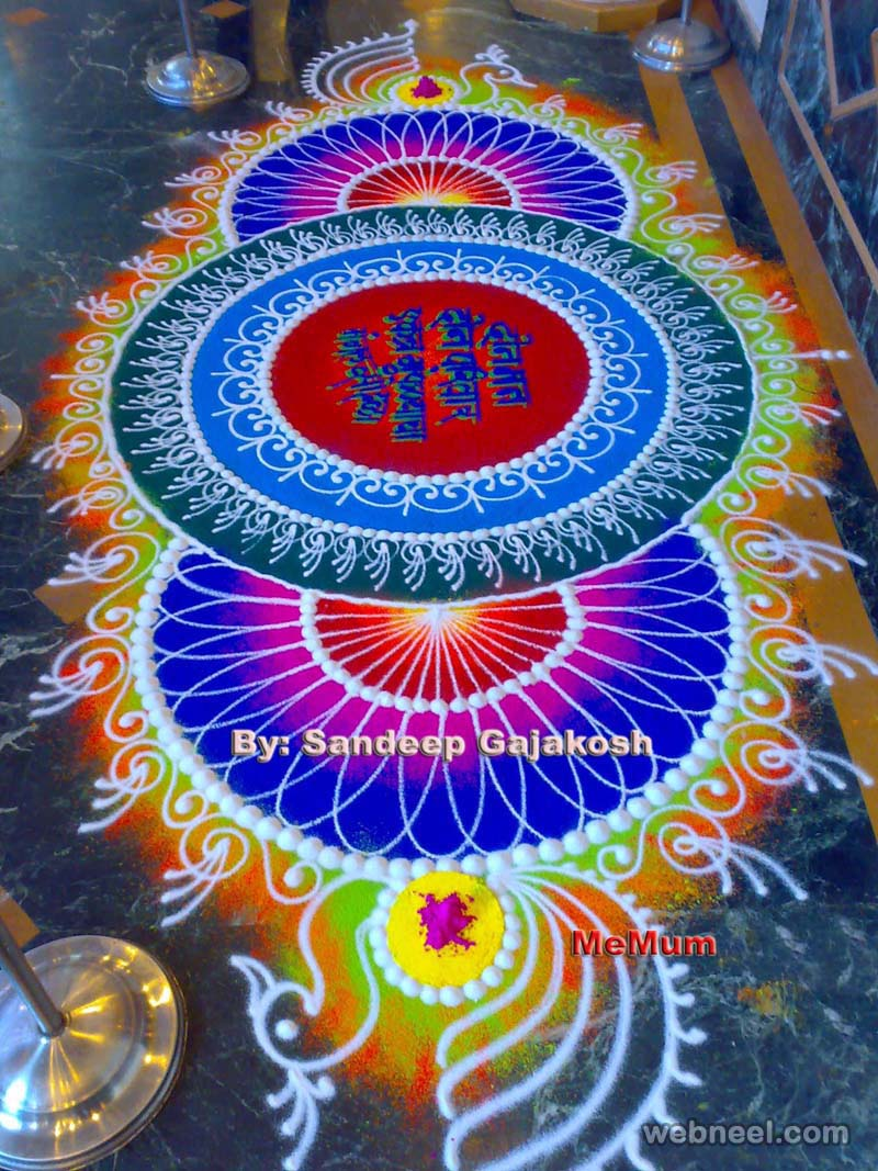 rangoli designs beautiful