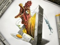 10-hen-creative-drawing-by-tino-valentin-hopic
