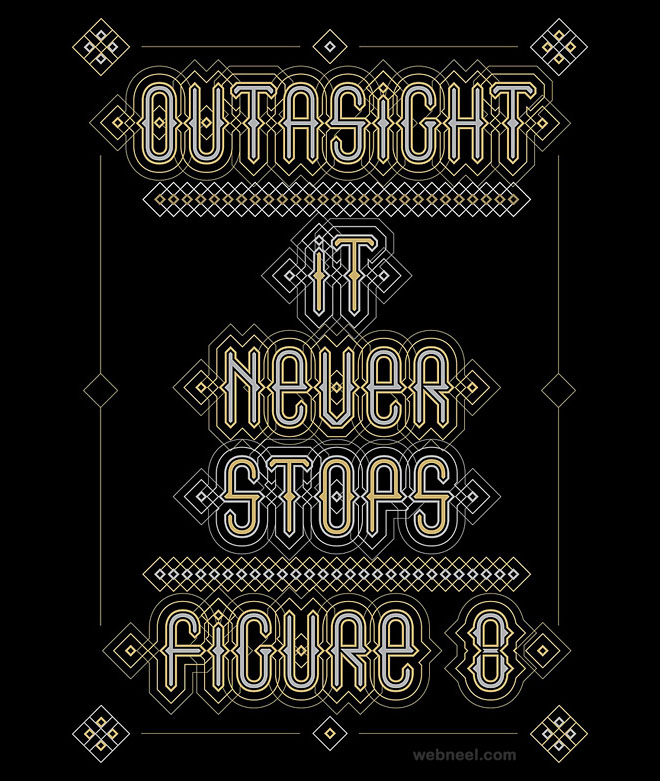 typography design idea