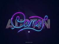2-pamaj-austin-typography-design-by-lukas-haen