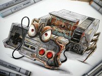 7-truck-creative-drawings-by-tino-valentin-hopic
