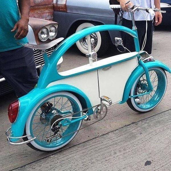 creative bike design by clyde james cycles