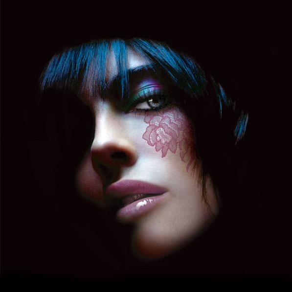 photo retouching manipulation woman