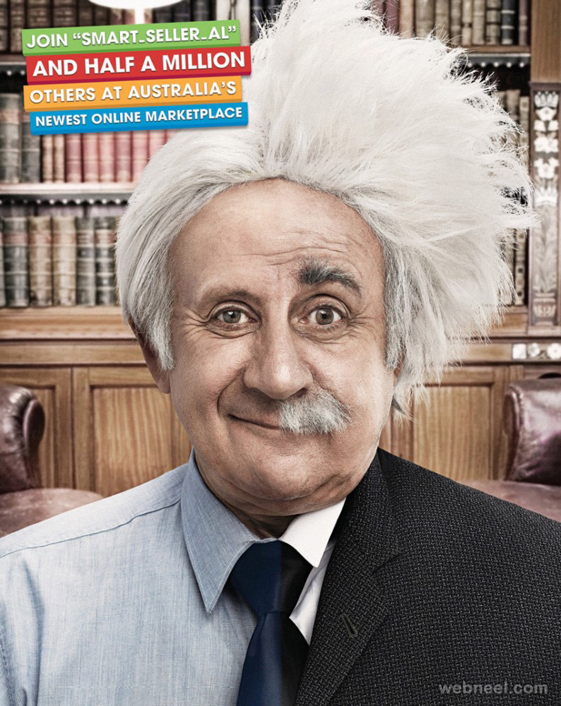einstein advertising