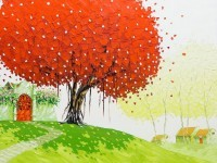 10-summer-painting-by-phan-thu-trang