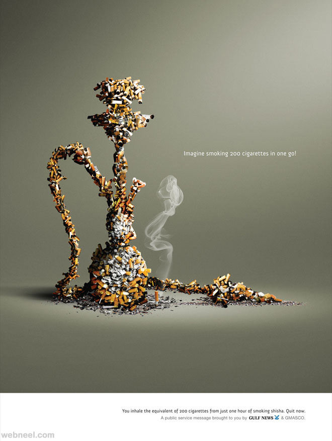 best anti smoking ad