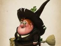 21-halloween-witch-digital-art-by-denis-zilber