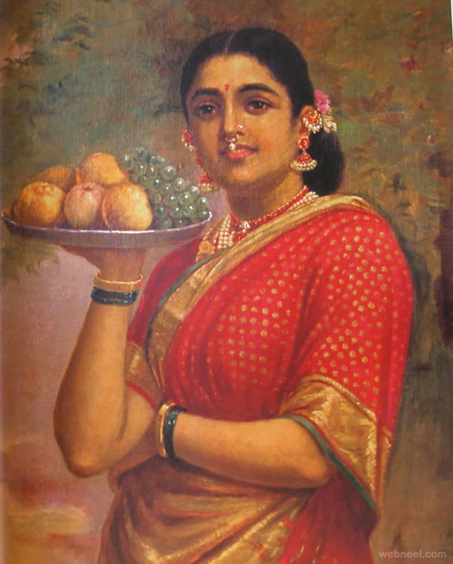ravi varma paintings 3 - preview