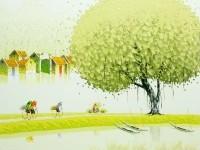 4-spring-painting-by-phan-thu-trang