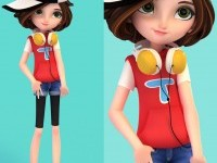 6-girl-3d-cartoon-character