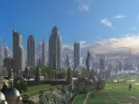 7-city-coreing-digital-matte-painting