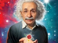 7-einstein-digital-art-digital-art-by-mark-fredrickson