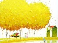 8-autumn-painting-by-phan-thu-trang