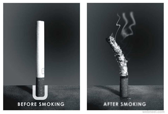 best anti smoking ads
