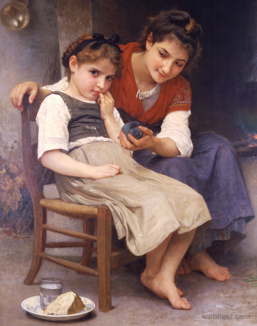 bouguereau artwork