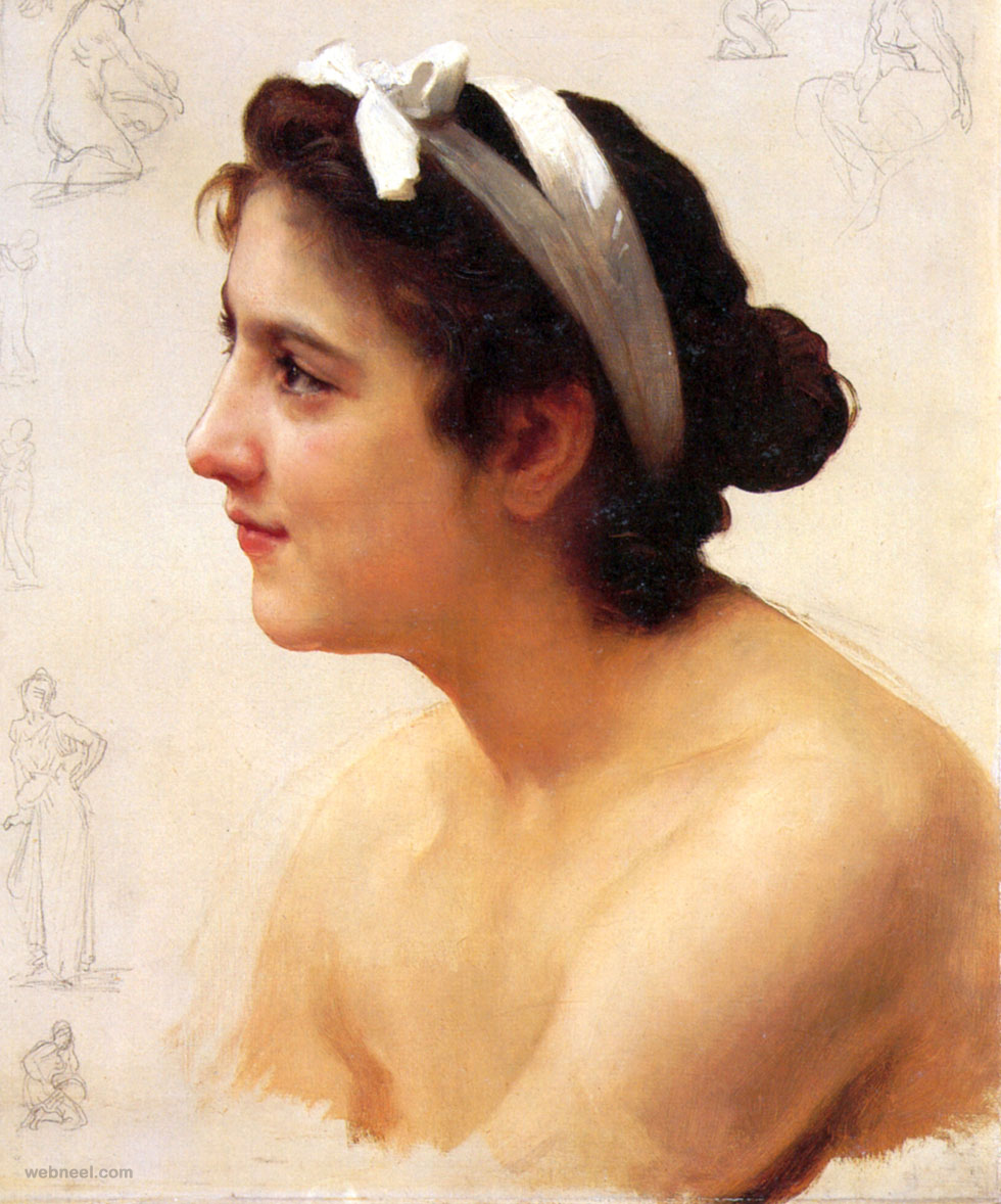 william bouguereau painting