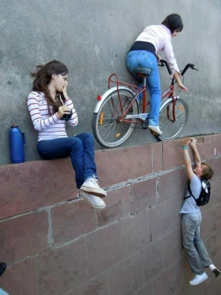3 amazing forced perspective photography