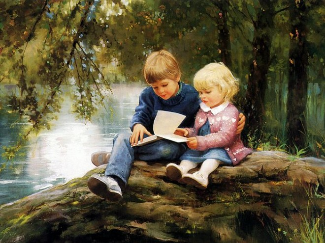 oil painting by donald zolan