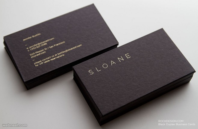 50 Creative Corporate Business Card Design examples ...
