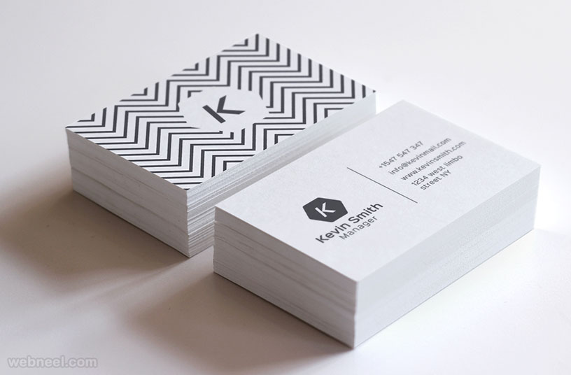 50 creative corporate business card design examples design inspiration corporate business card design reheart Images