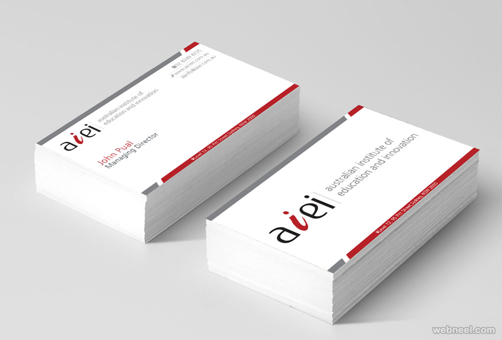 corporate business card design 22 preview