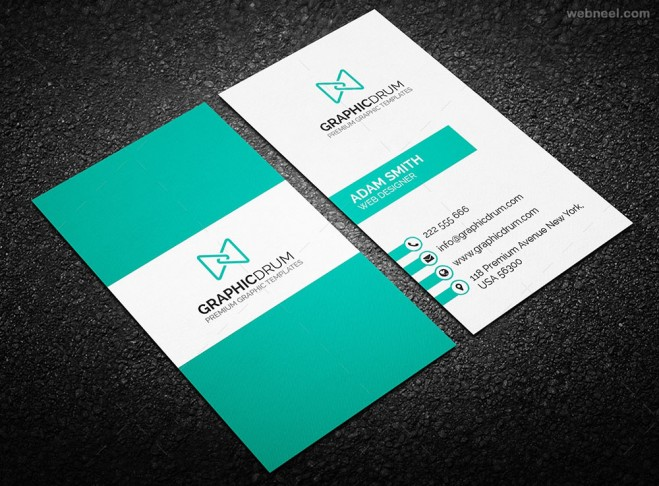 corporate business card design 5