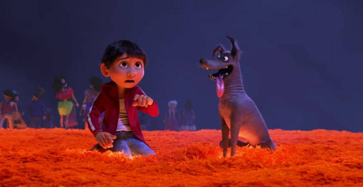 animation movie coco