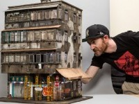 1-miniature-architecture-sculptures-by-joshua-smith