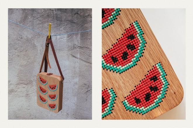 wooden bag idea by merve burma