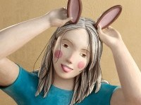 13-rabbit-realistic-clay-sculptures-by-irma-gruenholz
