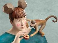 14-monkey-realistic-clay-sculptures-by-irma-gruenholz