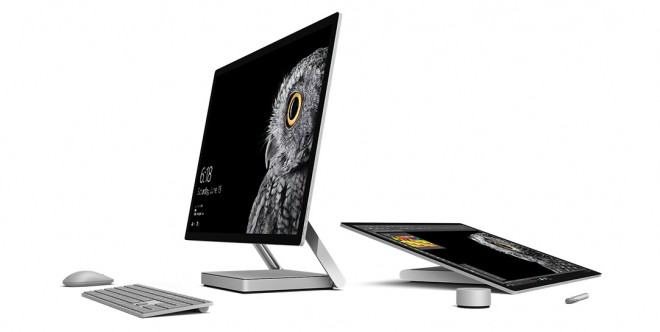 microsoft surface studio