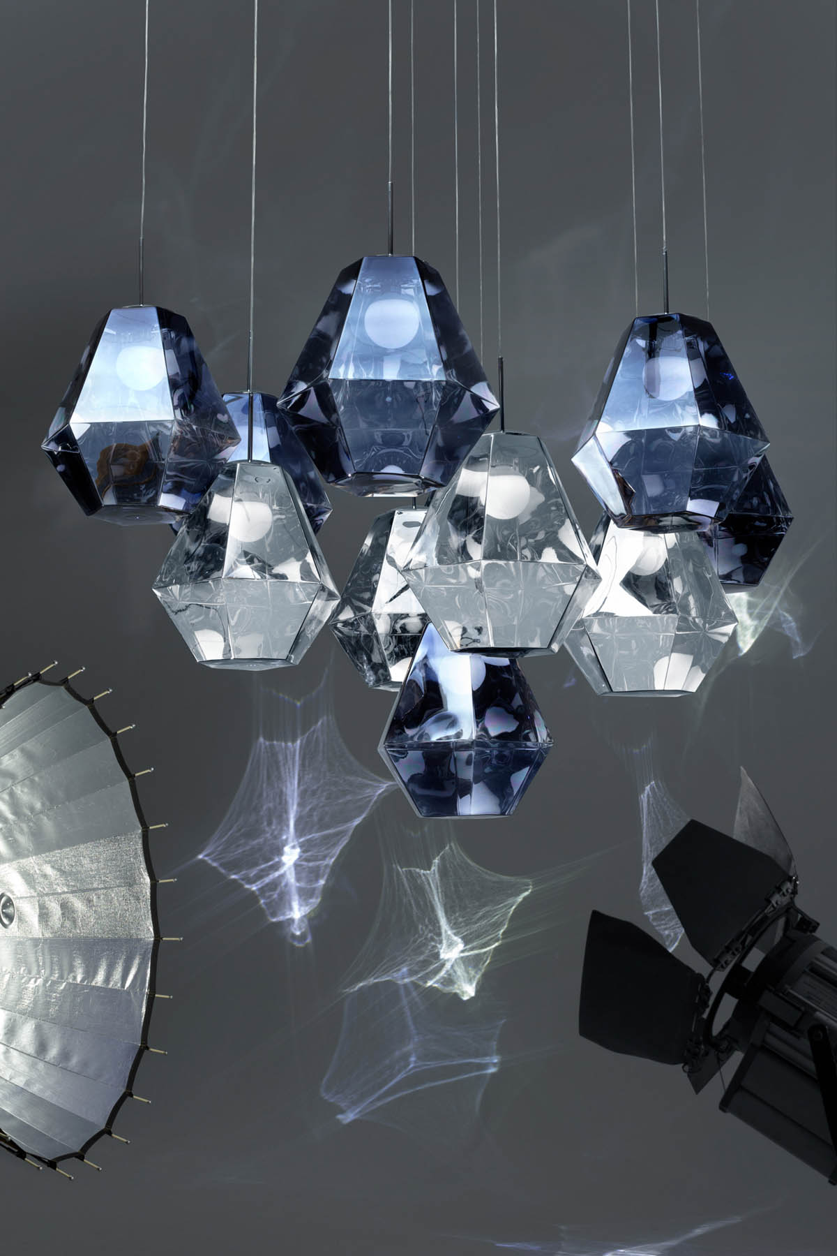 pendant lighting design by tom dixon