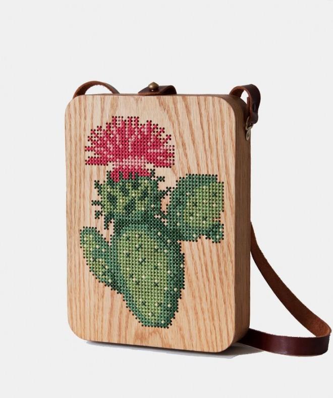 wooden bag idea