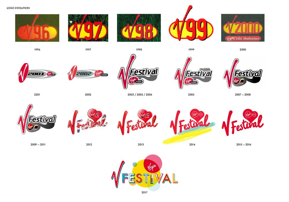 v festival typography design by paula benson_0