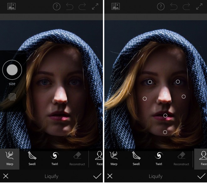 photoshop fix mobile app