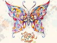 5-butterfly-drawing-by-dou-leung