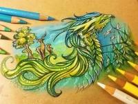 7-dragon-color-pencil-drawing-by-alvia-alcedo