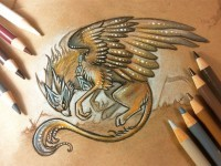 8-owl-color-pencil-drawing-by-alvia-alcedo