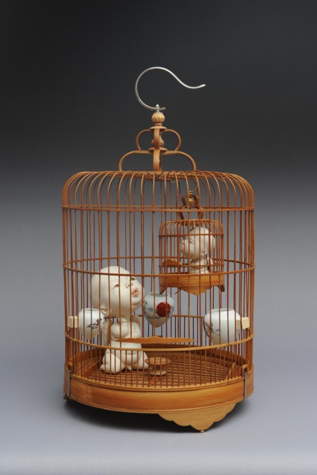 cages creative sculptures