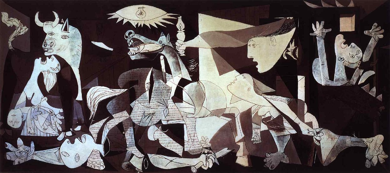 guernica artwork by pablo picasso