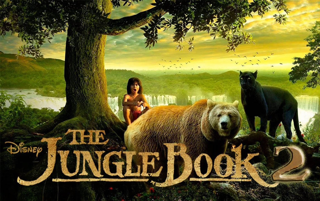 jungle book2 animation movies 2018